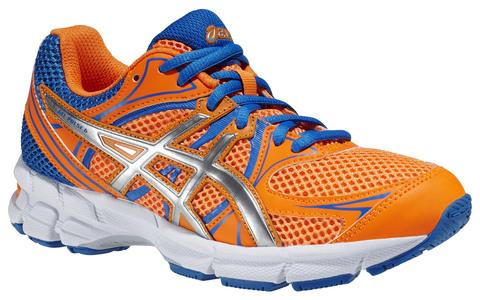 Детские кроссовки для бега Asics Gel-Pulse 6 GS (C437N 3293) оранжевые