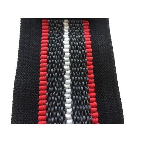 Кистевые бинты MASTER прорезиненные 50см - резиновое плетение