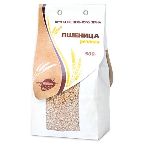 Пшеница крупа резаная, 500г
