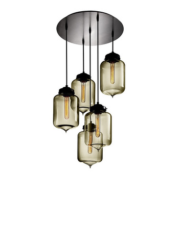 replica Niche Modern Turret chandelier (5 lamps)