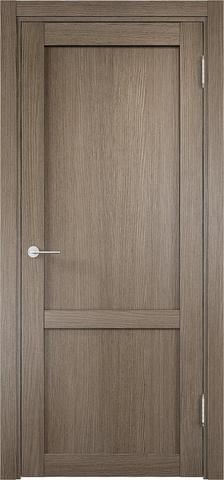 Дверь Eldorf Баден 03, цвет дымчатый дуб, глухая