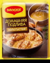 Подлива домашняя Maggi золотистая 90г