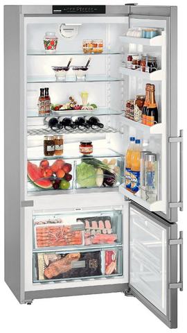 Двухкамерный холодильник Liebherr CNPesf 4613