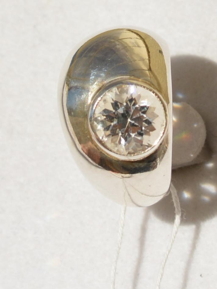 Аякса (кольцо  из серебра)