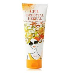 Estetic House CP-1 Oriental Herbal Cleansing Treatment - Маска для волос