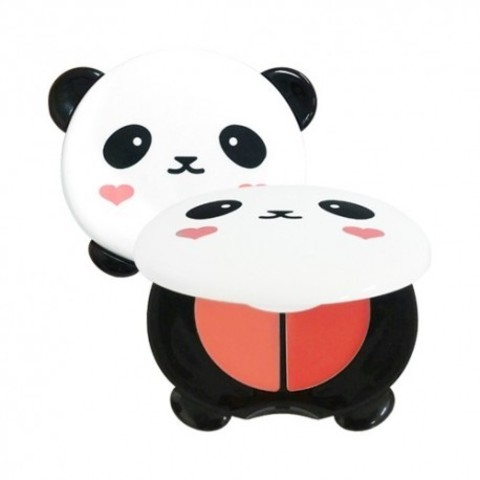 Тинт для губ и щек Tony Moly Panda's Dream Dual Lip Cheek, 1,7г х2