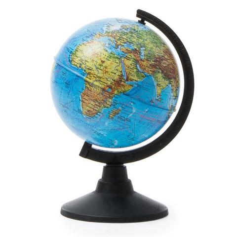 Глобус физический,120мм