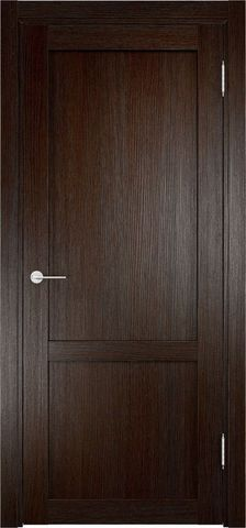 Дверь Eldorf Баден 03, цвет тёмный дуб, глухая