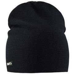 Шапка Craft Solid Knit Black