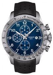 Мужские швейцарские наручные часы Tissot T-Sport V8 T106.427.16.042.00