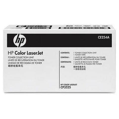 Картридж HP CE254A - устройство для сбора тонера для HP Color LaserJet CM3530, CM3530fs, CP3525dn, CP3525n, CP3525x