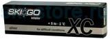Клистер SkiGo XC Klister Silver +3/-1, 60 г