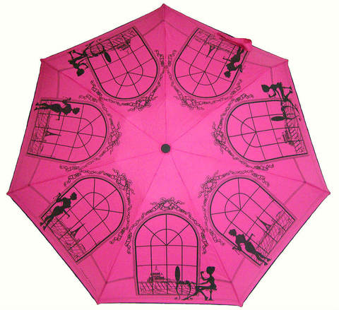 Зонт мини Chantal Thomass 403-f Boudoir