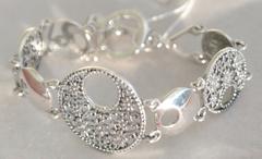 Кармен (серебряный браслет)