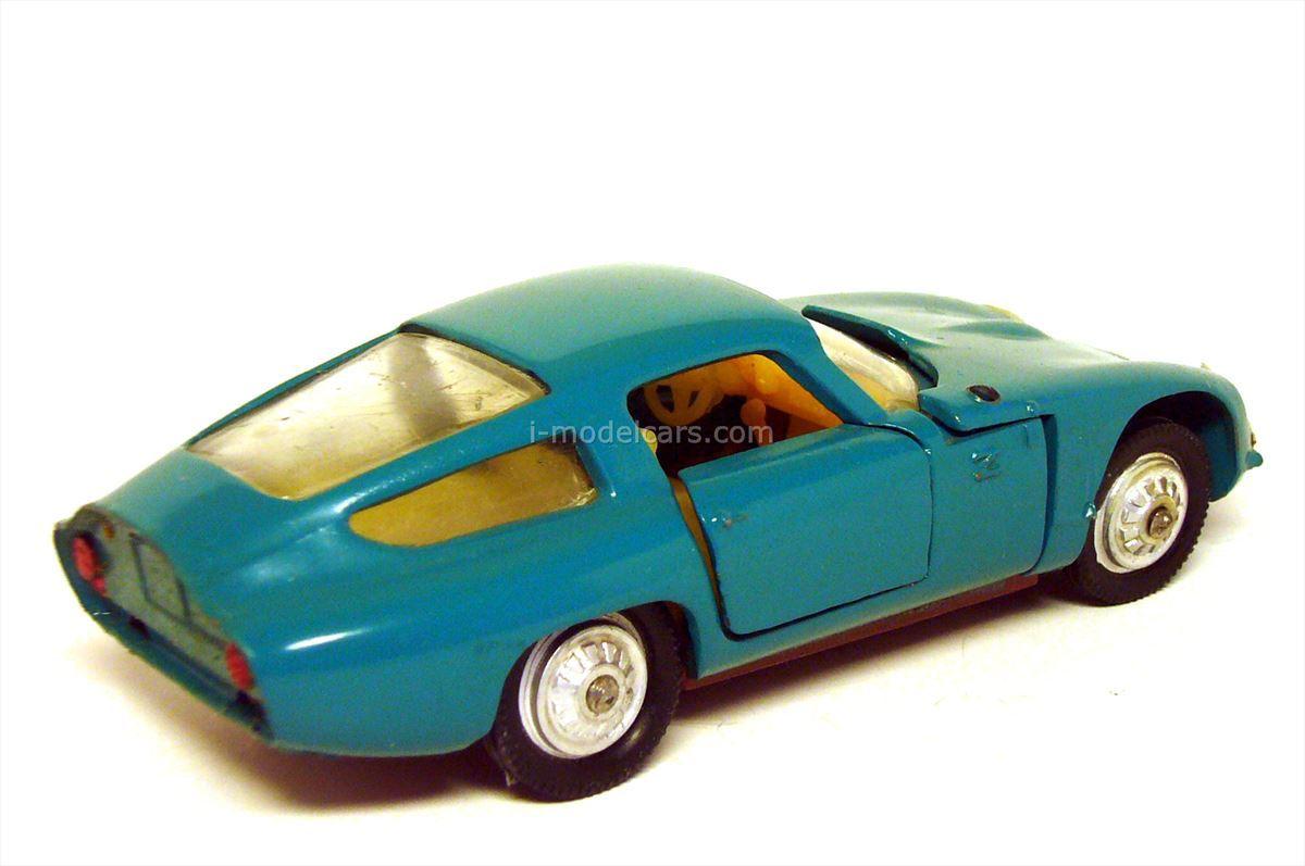 Alfa Romeo Giulia TZ #8 USSR remake 1:43