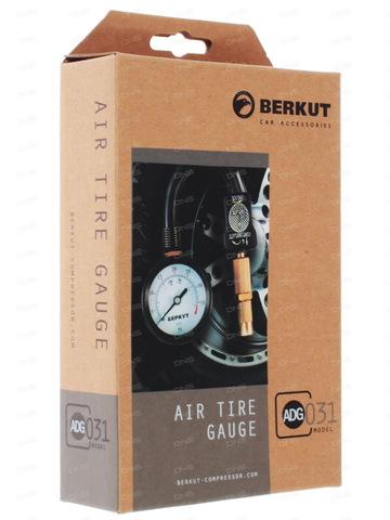 Заводская упаковка манометра Берку ADG-031