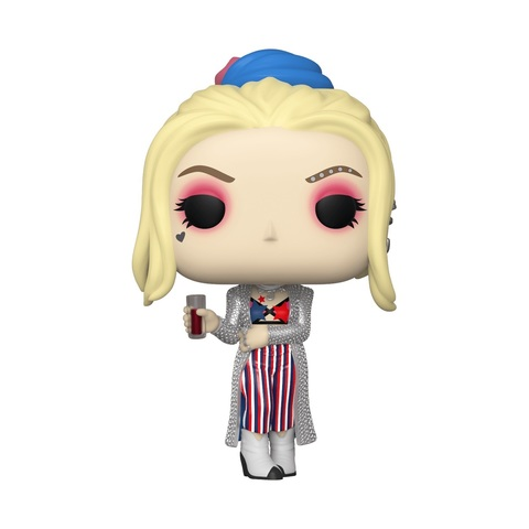 Фигурка Funko POP! Vinyl: DC: Birds of Prey: Harley Quinn (Black Mask Club) 44369