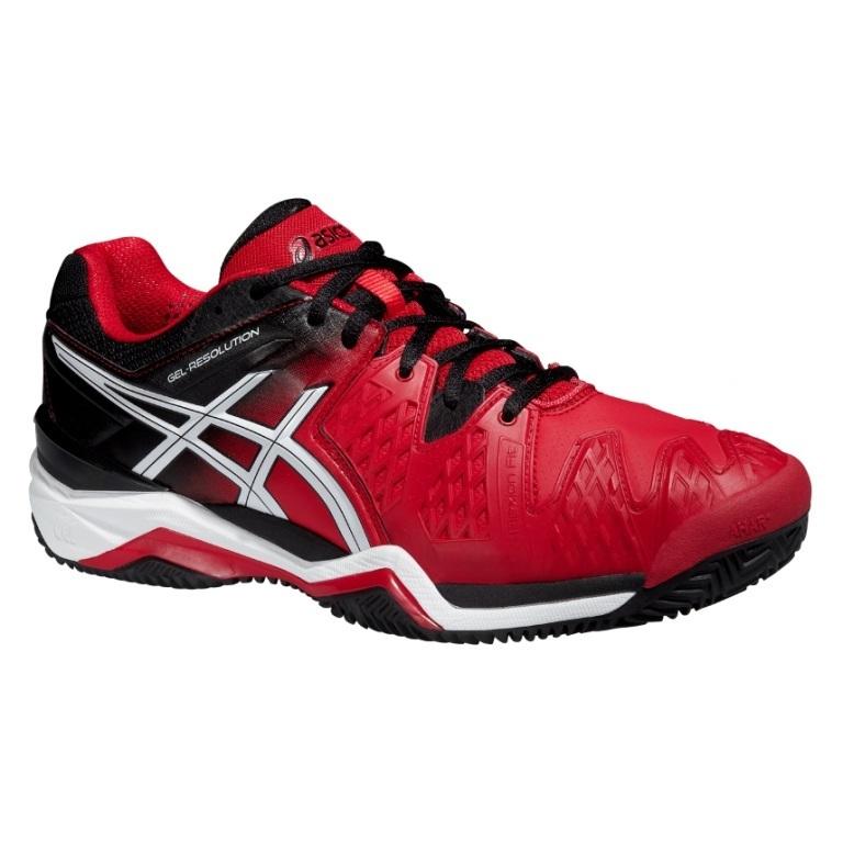 Кроссовки теннисные Asics Gel-Resolution 6 Clay  (E503Y 2390) мужские