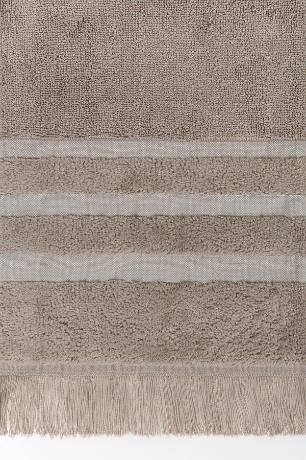 Полотенце 100х150 Devilla Island мокрый песок