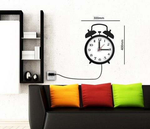 Светильник-часы 6*0,5W LEDs 5730smd с USB-проводом ( 5V адаптор в комплект не входит); 1*AA батарея ( в комплект не входит), NL71 (Feron)