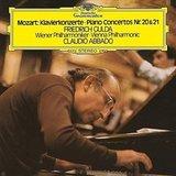 Friedrich Gulda, Vienna Philharmonic, Claudio Abbado / Mozart: Piano Concertos Nr. 20 & 21 (LP)