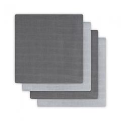 Комплект муслиновых пеленок 70х70 см, 4 шт., арт. 535-851-00072