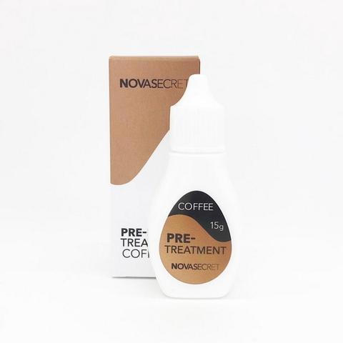Обезжириватель с ароматом кофе / Novasecret, 15 гр.