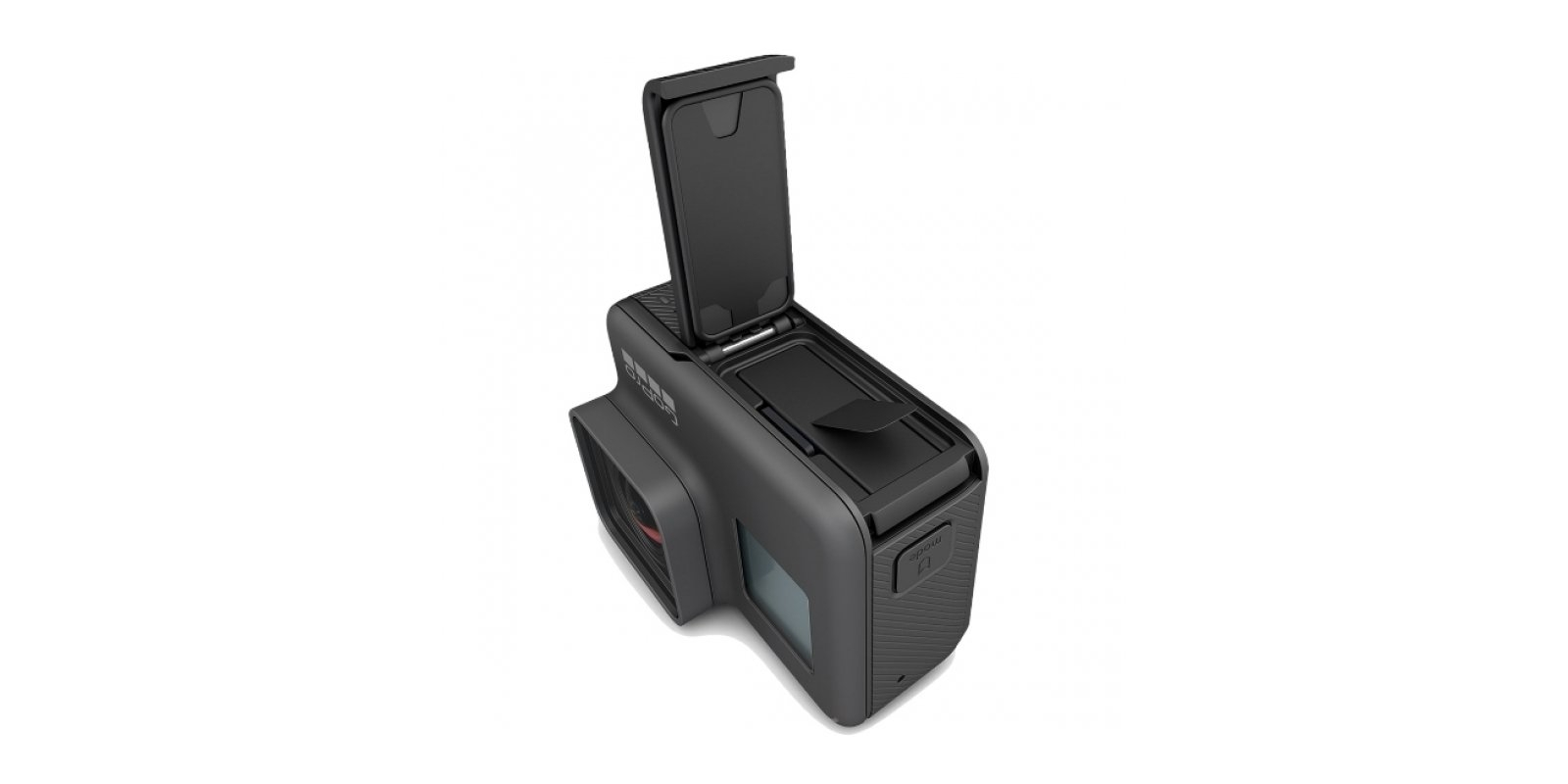 Литий-ионный аккумулятор GoPro Rechargeable Battery HERO6 и HERO5 Black (без упаковки) в камере