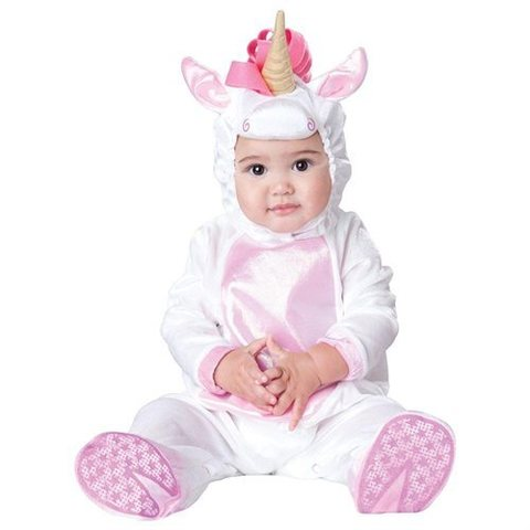 InCharacter Costumes Baby - Unicorn