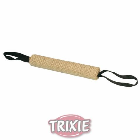 """Trixiе 3295 Игрушка д/собак """"палка тренировочная с двумя ручками"""", джут 25*4см"""