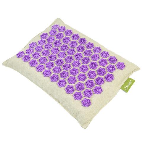 Массажная подушка DeviPillow 40*30 см, акупунктурная