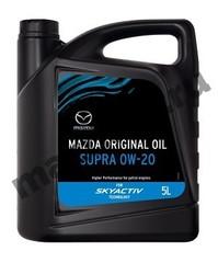 MAZDA  Motorenöl Original Supra SAE 0W20 5л (830077986)