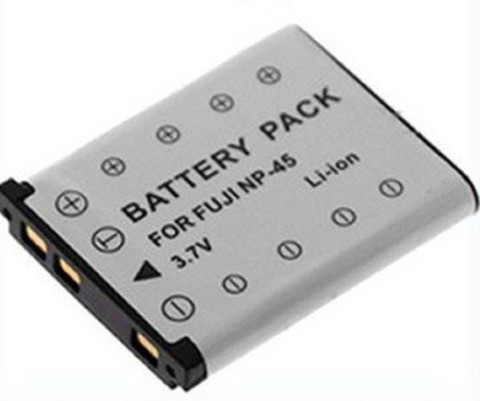 Аккумулятор F NP-45, Li-42b батарея для камер Fuji