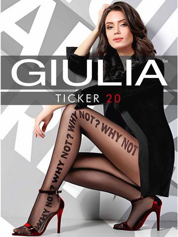 Колготки Ticker 01 Giulia