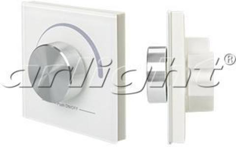 Панель Arlight  Rotary SR-2400RL-IN White (DALI, DIM)