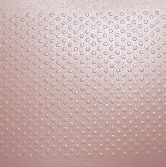 Бумага с тиснением Точки, розовый