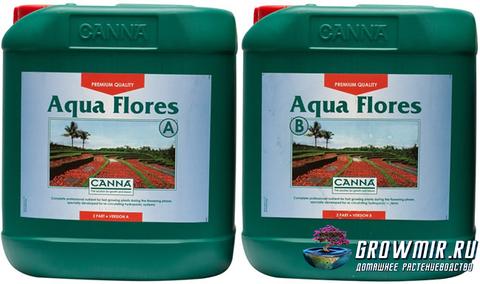 CANNA AQUA FLORES A/B 5Л