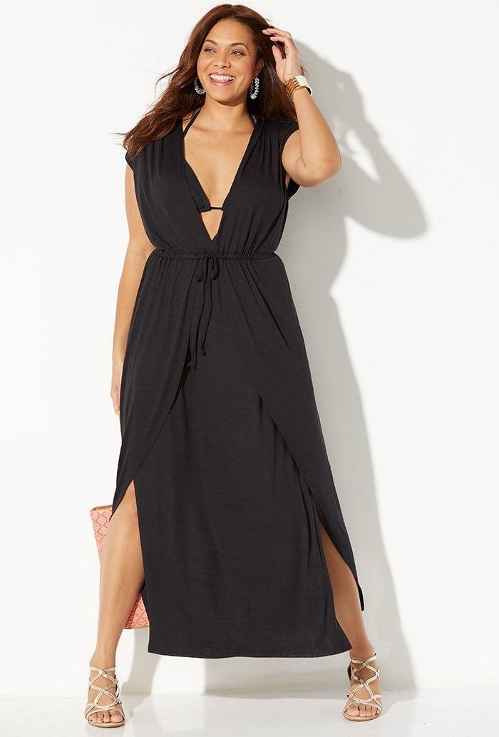 Пляжное платье 151-307