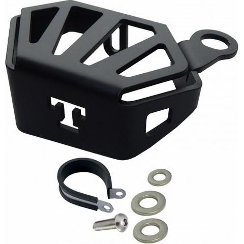 TITAN Защита бачка сцепления LC черная
