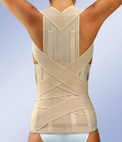 Корсет грудопоясничный усиленный Orliman арт. LT-330
