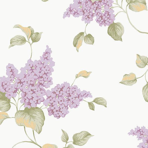 Обои Aura English Florals G34319, интернет магазин Волео