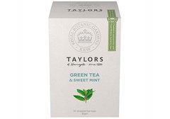 Чай зеленый TAYLORS сладкая мята, 20пак