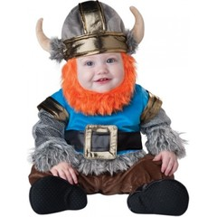 InCharacter Costumes Baby - Viking