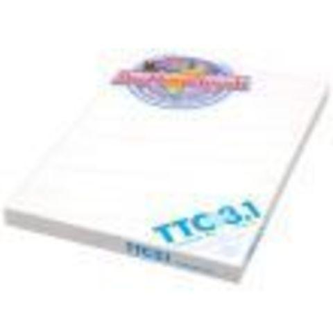 Трансферная бумага The MagicTouch TTC 3.1+ A4XL - для плотных белых тканей