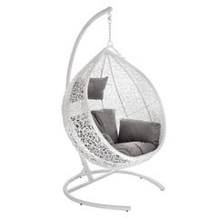 Подвесное кресло Tropica White