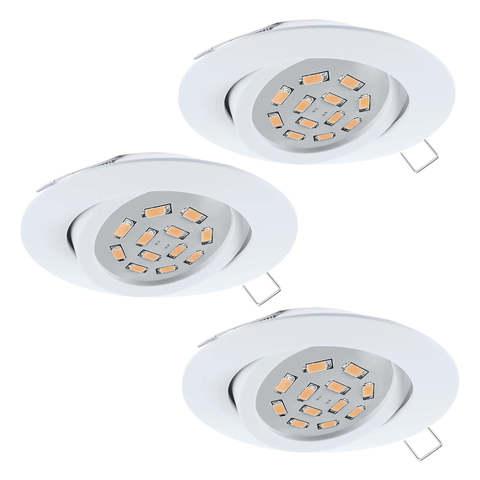 Комплект светильников светодиодных встраиваемых Eglo TEDO 31683