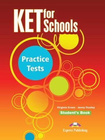 KET for Schools Practice Tests. Student's Book. Учебник + аудио