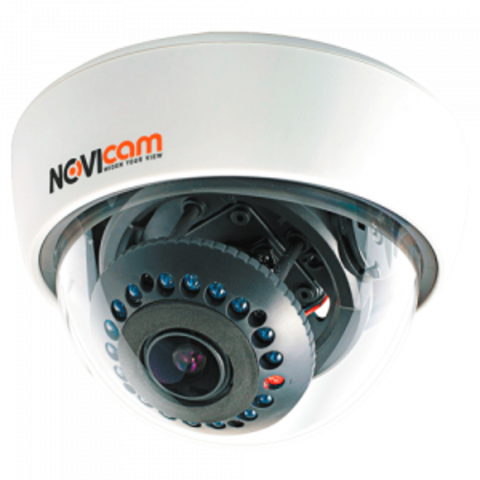 Камера видеонаблюдения Novicam AC27 (ver.1074)