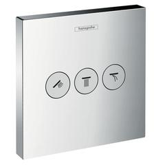 Запорный/переключающий вентиль Hansgrohe ShowerSelect 15764000