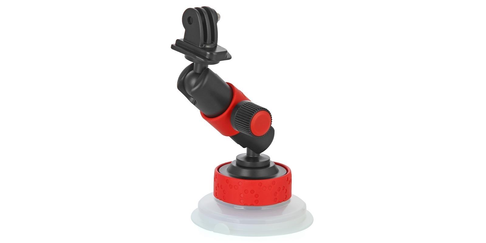 Крепление - присоска Joby Suction Cup & Locking Arm фото с присоской